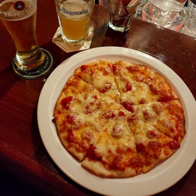 Countdown W Pizza