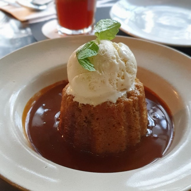 Sticky Date Pudding - My Favourite Dessert