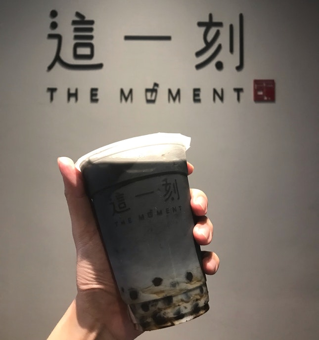 Milk Tea Latte