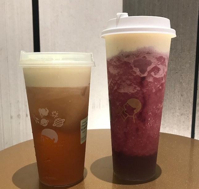 Mixed Fruit Tea