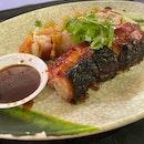 100g Char Siew And 100g Roast Pork