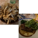 Truffles Fries And Short Ribs