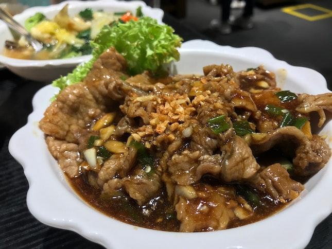 Thai Food That Chanced Upon