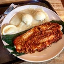 Grilled Sambal Dory Fillet