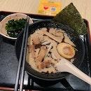Black Garlic Tonkotsu Udon [$10.80]
