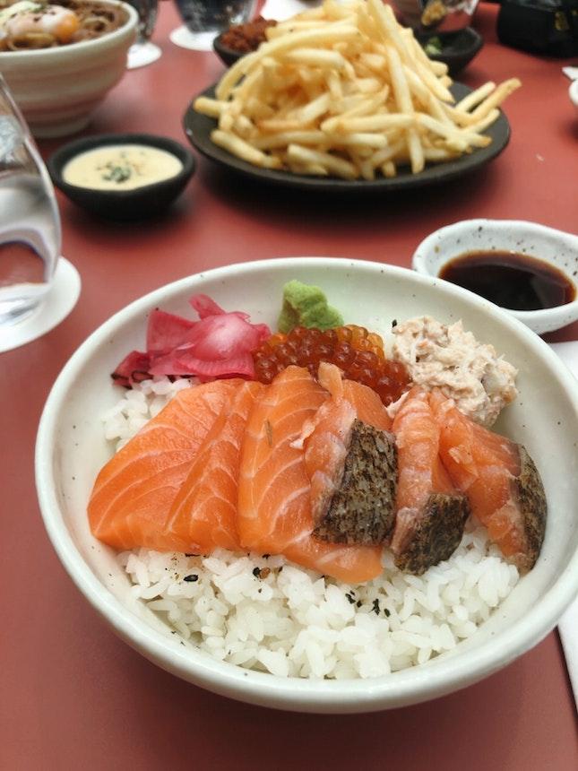 Salmon Don ($14.90)
