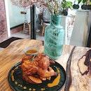 Roast Spring Chicken (RM35)