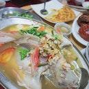 Steamed Tilapia Teochew-style