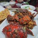 Kam Heong Crabs 🦀