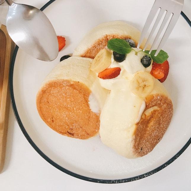 Soufflé Pancakes 🥞