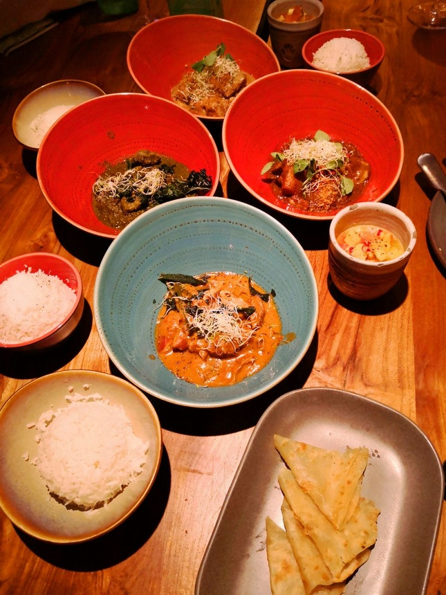 Kafe Utu's Rice Dishes