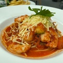 Spicy Prawn Arrabita