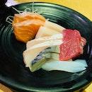Sashimi Galore
