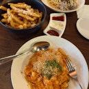 Signature Crabmeat & Vongole Aglio Olio