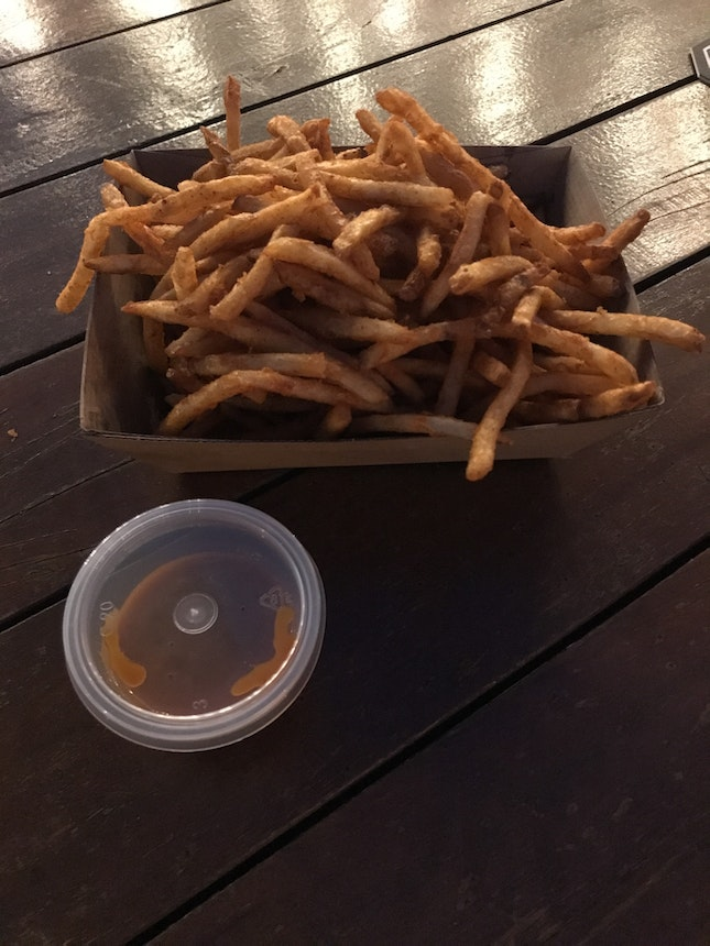 Red Rock Fries