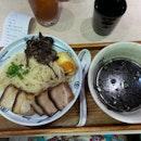 5-piece Cha Shu Tsukemen