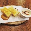 Foei Gras Kaya Toast