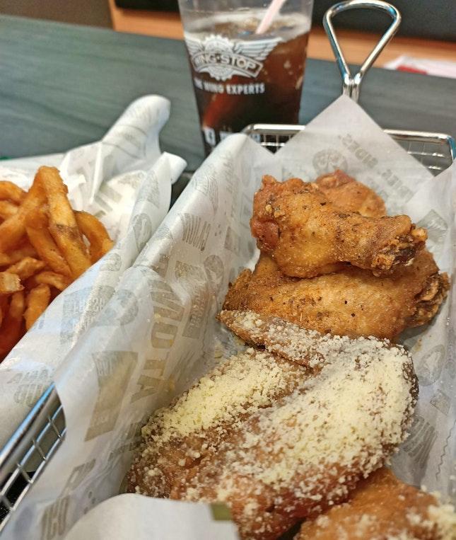 Wingstop Fried Chicken