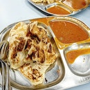 Roti Prata Breakfast