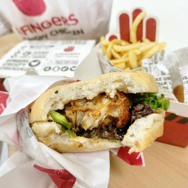 4Fingers BFF Burger