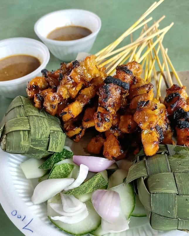 Satay Cravings