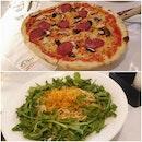 Quattro Stagioni Pizza And Spaghetti Alla Bottarga