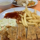 $4.5 Pork Chop :)