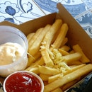 Truffle Fries (7sgd)