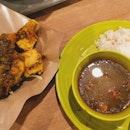Ayam Sambal Hijau Set (6.80sgd)