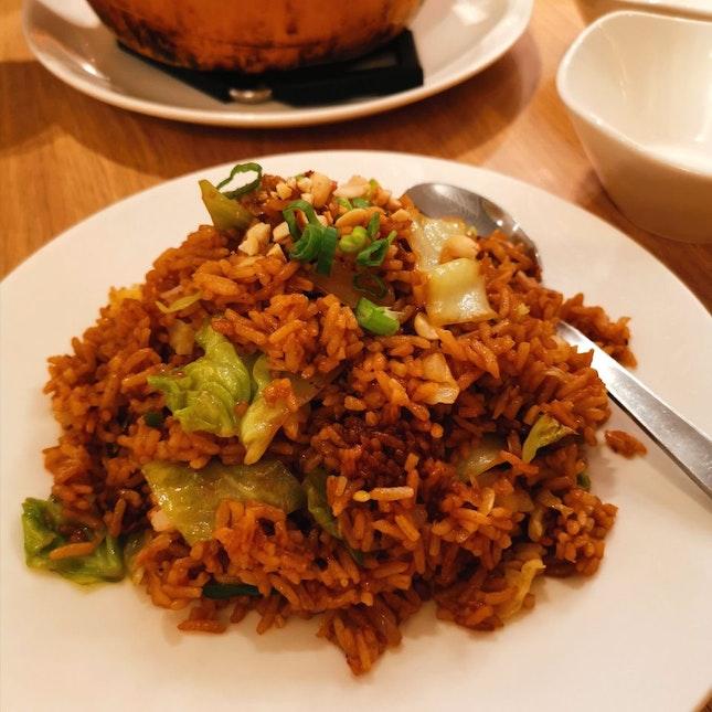 Cabbage Rice (10.90sgd)