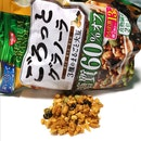 Soybean Granola - Reduced Sugar (9.90sgd)