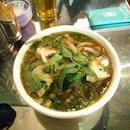 Sliced Beef Noodle Soup (8.90sgd)