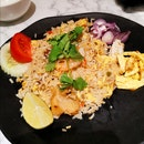 Tomyum Seafood Fried Rice