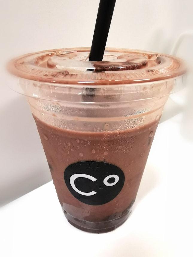 Iced Chocolate (6.80sgd)