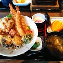 Tendon Lunch Set (18.80sgd)