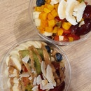 Hawaiian Bowl (M) And Shiok Bowl (L)