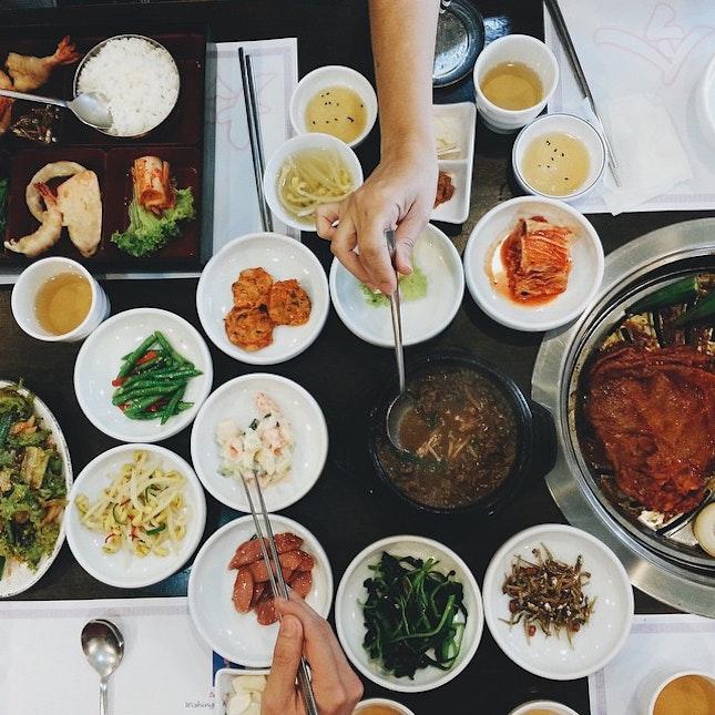 Asian Favourites