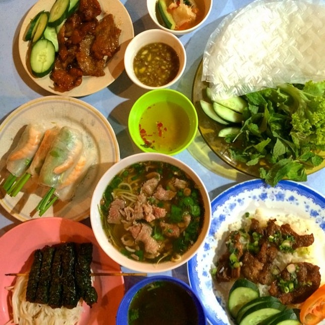 Best Authentic Vietnam Foods In Kl