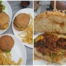 Pulled Pork Burger @ Bull and Bear.