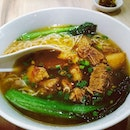 I found my long lost bowl of beef brisket noodle soup in Malaysia!!