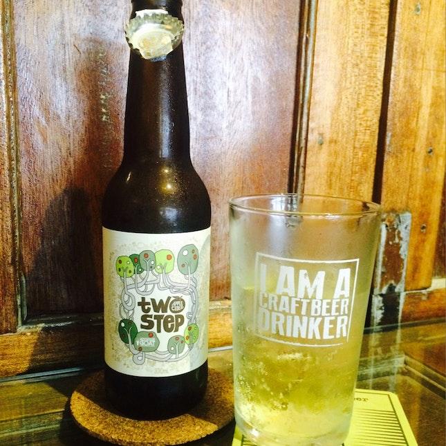 Craft Beer- Apple Cider