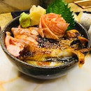 Unagi & Salmon Don