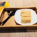 Sweet Friday with warabimochi😍❤️#tsujiri #japanesefood #love #burpple