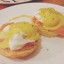 Not a Egg Bene or Egg Royale eater but it was actually not bad, good hollandaise sauce.