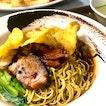 Bei-ing Wanton Noodles $5