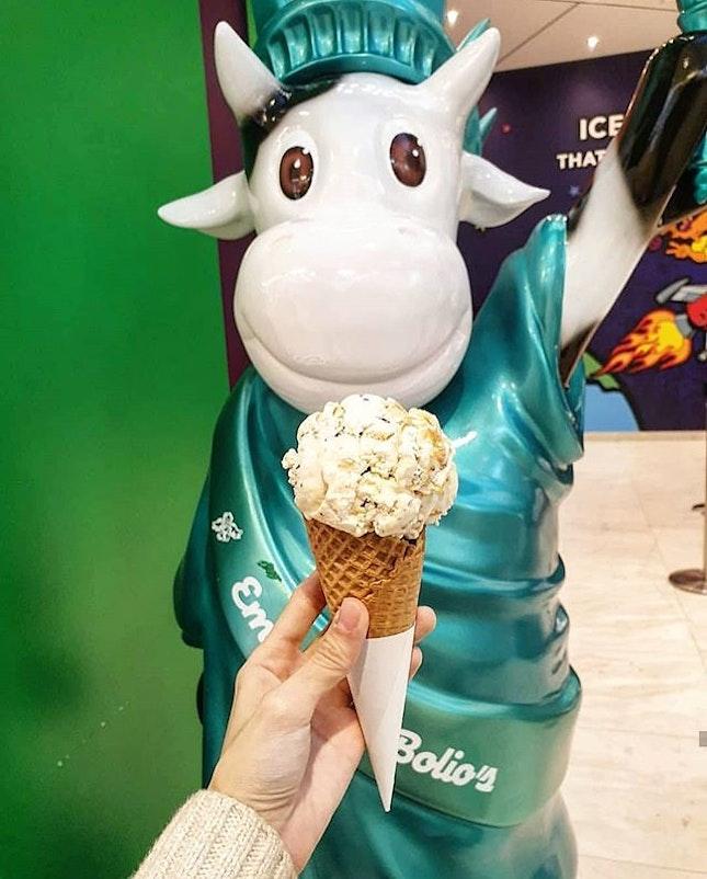 Tried this ice cream!