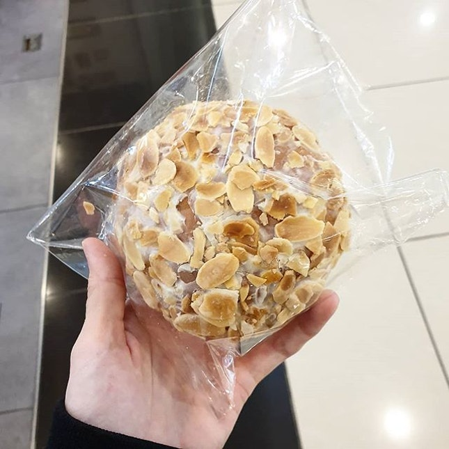 White Chocolate Almond Bread