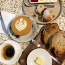 Sunday Coffee & Cakes