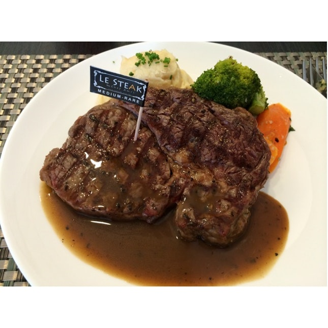Gosh My Steak