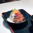 Wagyu Roast Beef Donburi